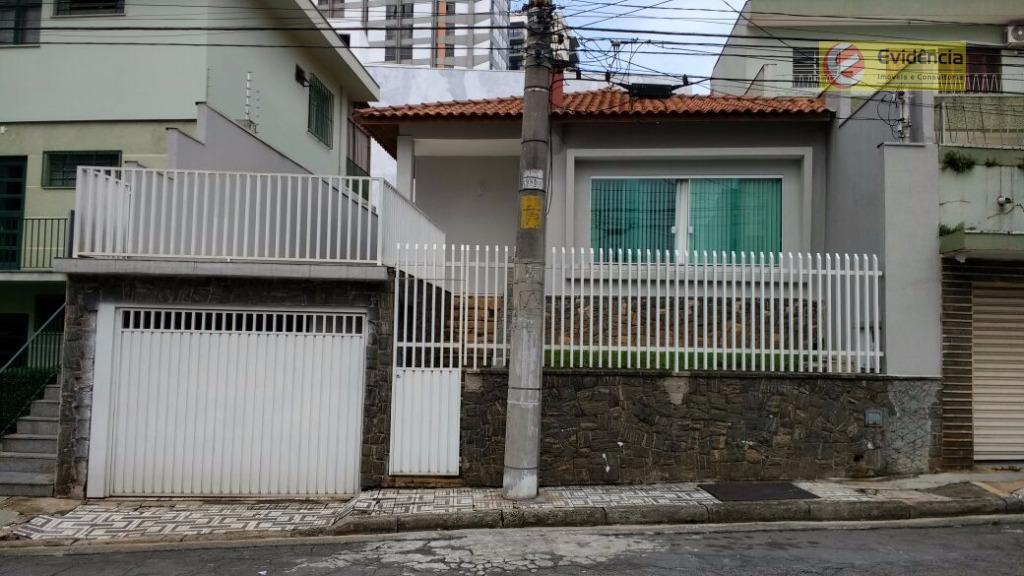 Casa residencial à venda, Vila Santa Teresa, Santo André.