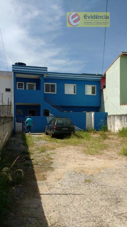 Casa residencial para locação, Parque Marajoara, Santo André.