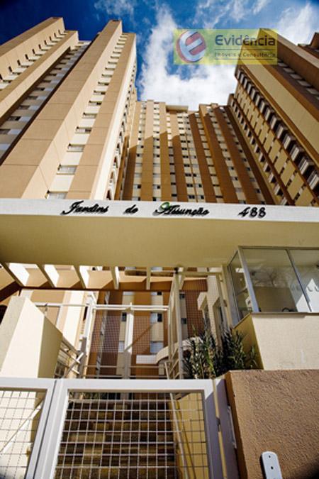 Apartamento residencial para venda e locação, Casa Branca, Santo André.