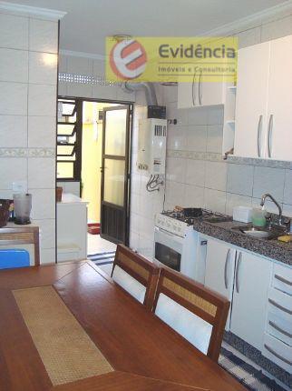Apartamento  residencial à venda, Vila Alpina, Santo André.