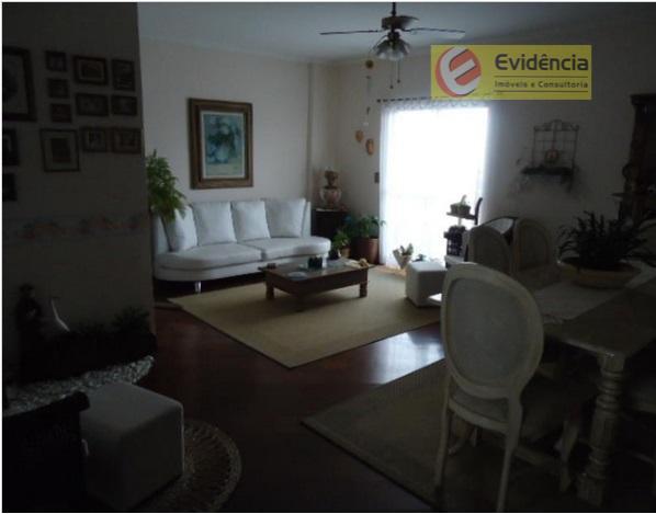 Apartamento residencial para venda e locação, Jardim Bom Pastor, Santo André - AP0465.