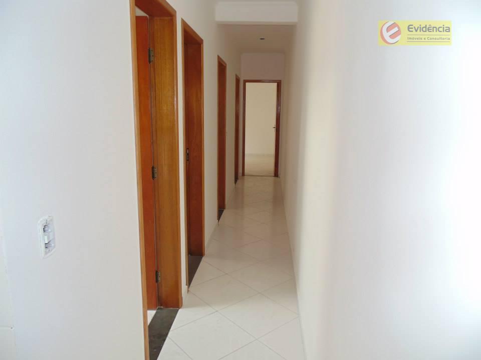 Apartamento residencial à venda, Vila Marina, Santo André - AP0393.