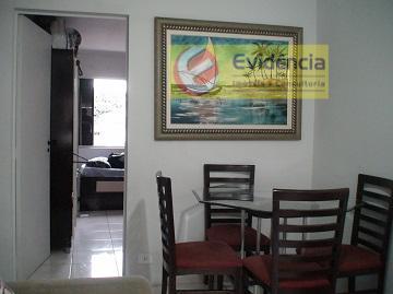 Apartamento residencial à venda, Vila Floresta, Santo André - AP0093.