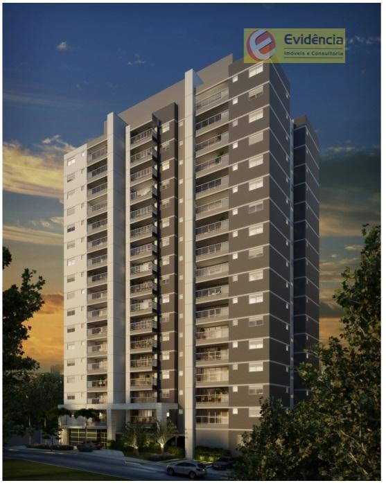 Apartamento residencial à venda, Cerâmica, São Caetano do Sul - AP0302.