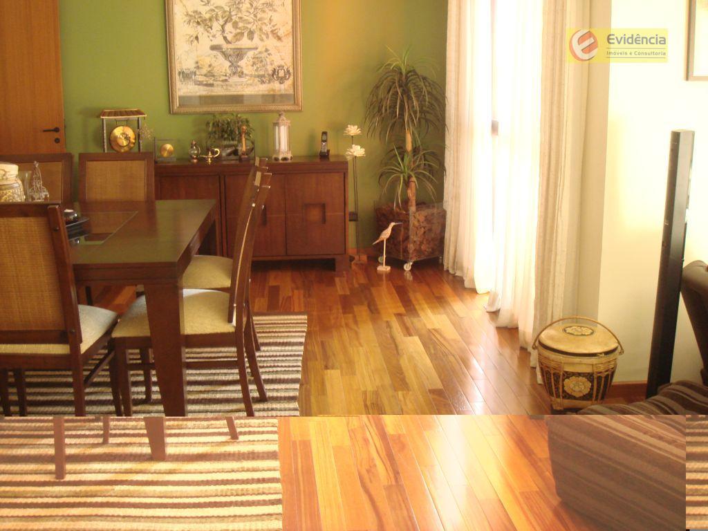 Apartamento residencial à venda, Vila Valparaíso, Santo André - AP0091.