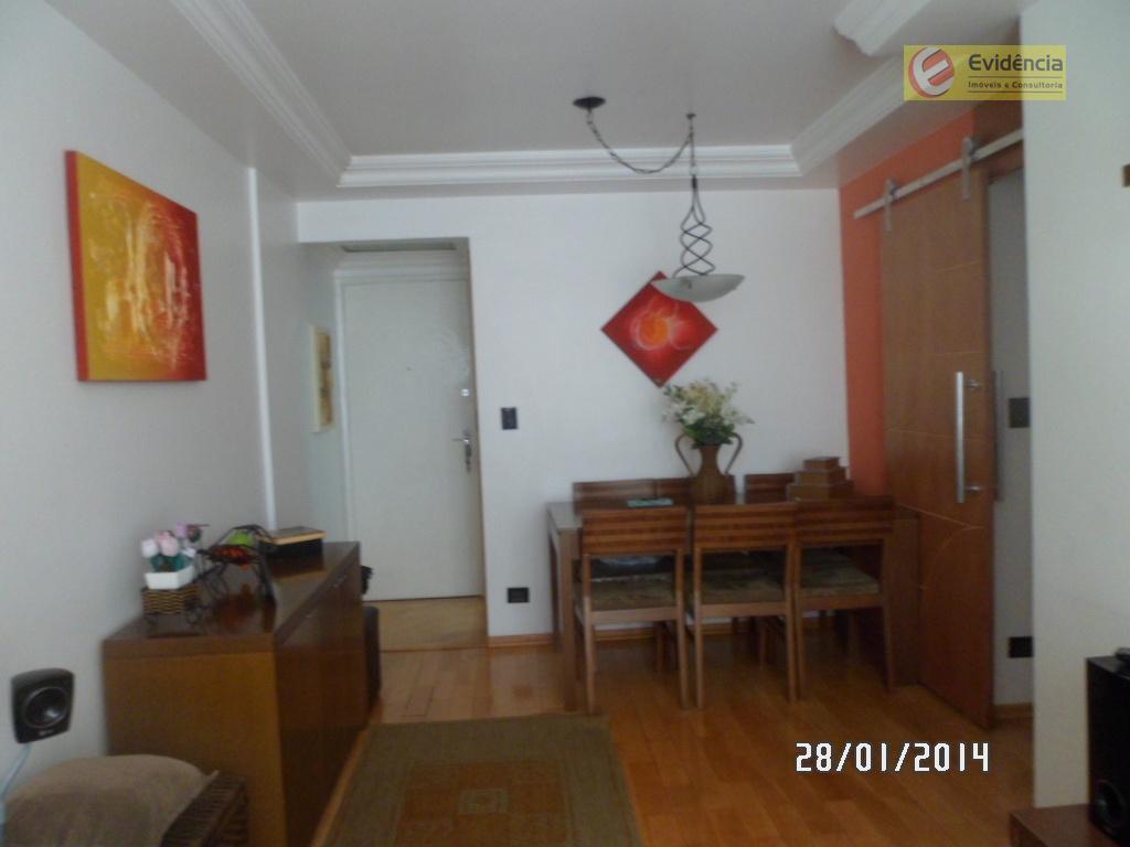 Apartamento  residencial à venda, Vila Palmares, Santo André.