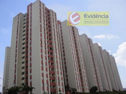 Apartamento residencial à venda, Jardim do Estádio, Santo André - AP0002.