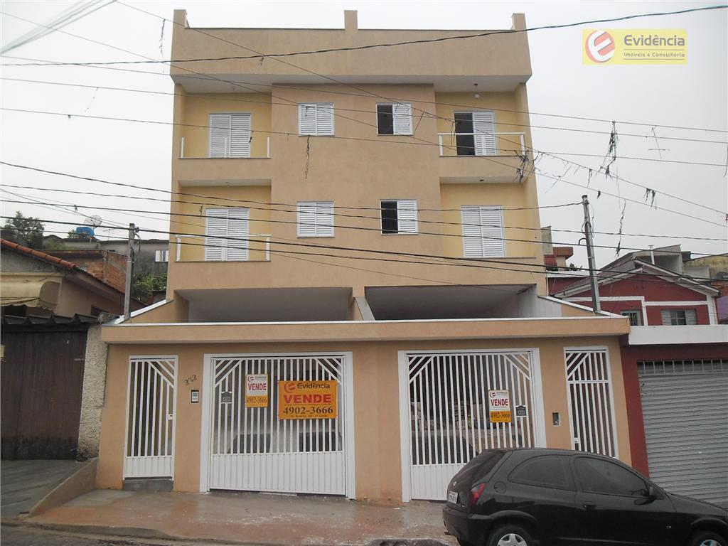 Apartamento  residencial à venda, Jardim do Estádio, Santo André.