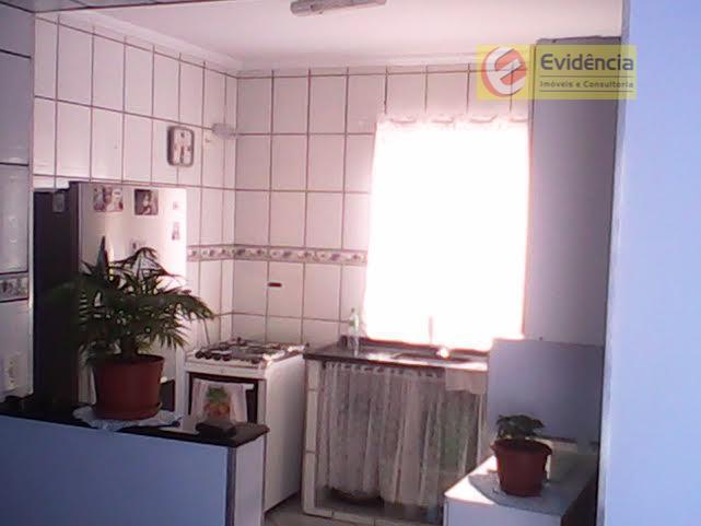 Apartamento residencial à venda, Vila João Ramalho, Santo André - AP0289.