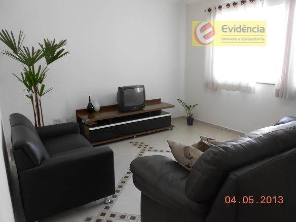 Casa residencial à venda, Vila Junqueira, Santo André - CA0081.