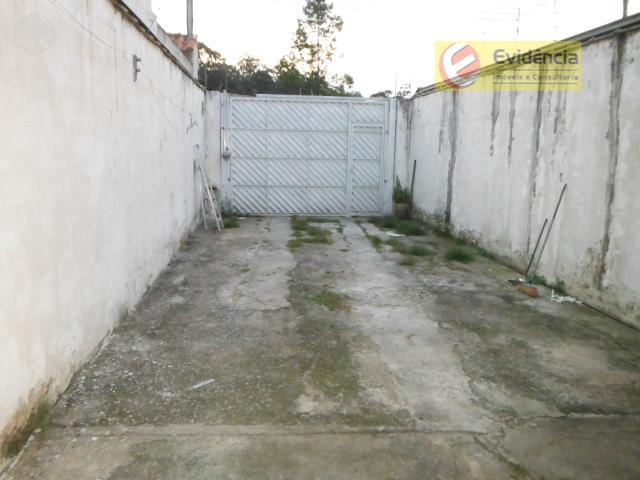 Terreno residencial à venda, Jardim Milena, Santo André - TE0070.