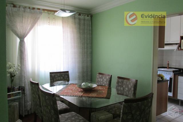 Apartamento residencial à venda, Vila Guiomar, Santo André - AP0329.