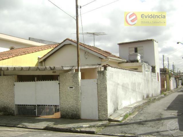 Casa residencial à venda, Parque Industriário, Santo André - CA0062.