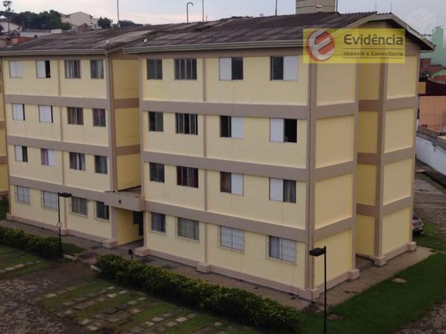 Apartamento residencial à venda, Jardim Stetel, Santo André - AP0246.