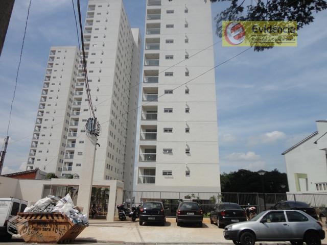 Apartamento residencial à venda, Vila Eldízia, Santo André - AP0294.