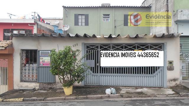 Terreno residencial à venda, Vila Luzita, Santo André.