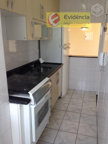 Apartamento residencial à venda, Vila Valparaíso, Santo André - AP0283.