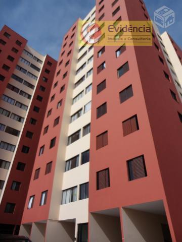 Apartamento residencial à venda, Jardim Santo André, Santo André - AP0456.
