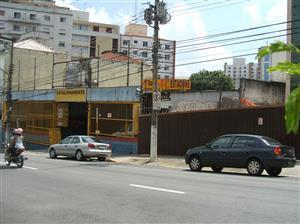 terreno em excelente localização, ao lado do metrô santana.