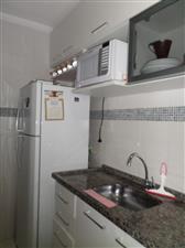 Apartamento lindo, todo mobiliado (200)