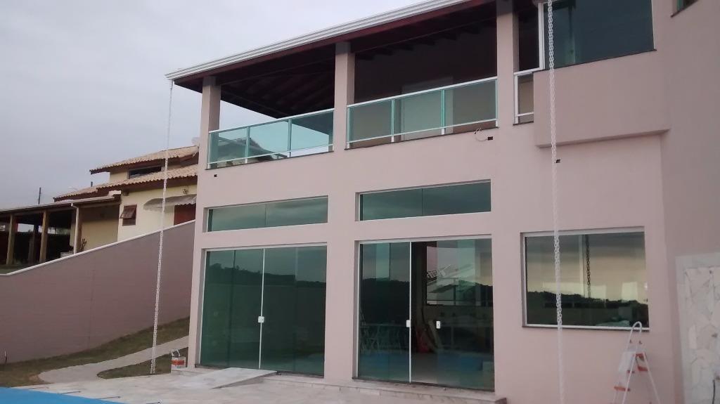 Casa residencial à venda, Condomínio Ribeirão I, Itupeva - CA0168.