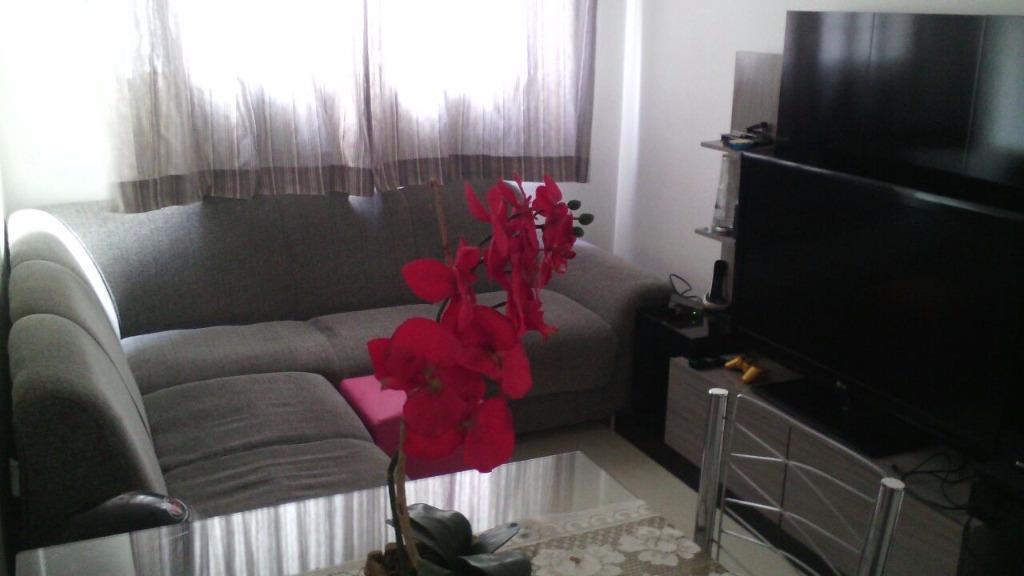 belo apartamento na água branca, aceito somente permuta. 2 dormitórios, 1 sala, cozinha com armários planejados,...