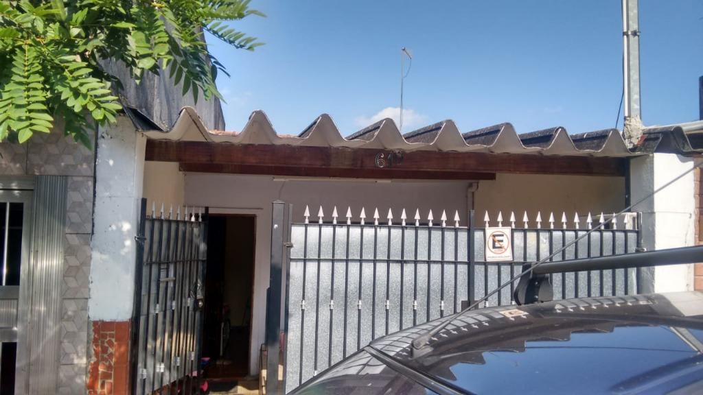Casa com 2 dormitórios à venda, 74 m² por R$ 300.000 - Jardim Santo Elias - São Paulo/SP