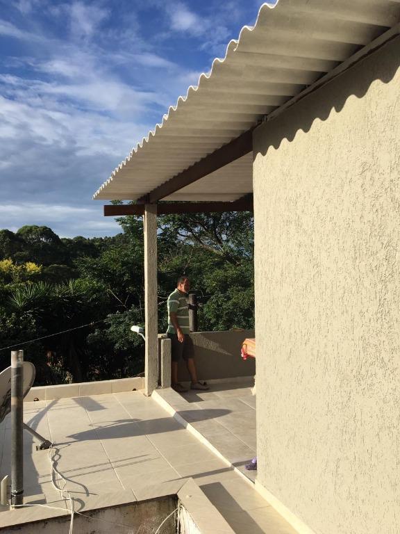 Casa com 1 dormitório para alugar, 80 m² por R$ 700/mês - Jaraguá - São Paulo/SP
