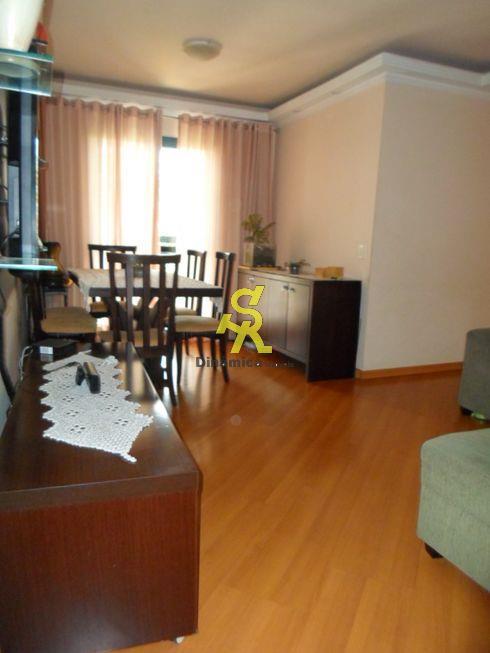Apartamento residencial à venda, Vila Carbone, São Paulo.
