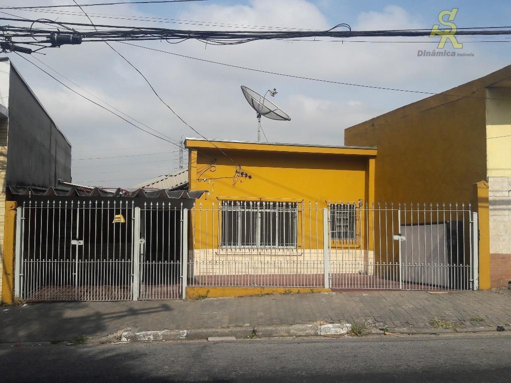 Casa térrea Vila Palmeiras