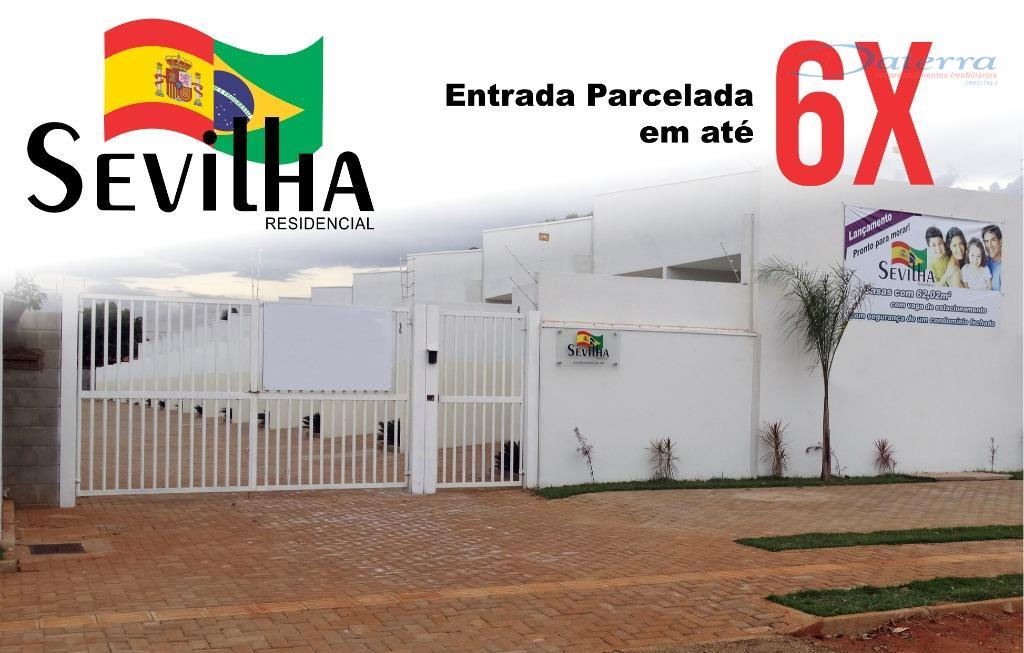 Residencial Sevillha, Bairro Jardim Flamboyant, Três Lagoas/MS