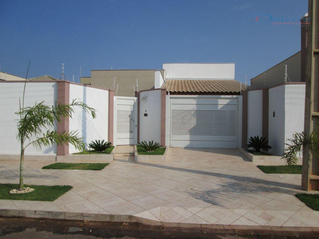 Casa à venda, Bairro Santos Dumont, Três Lagoas/MS