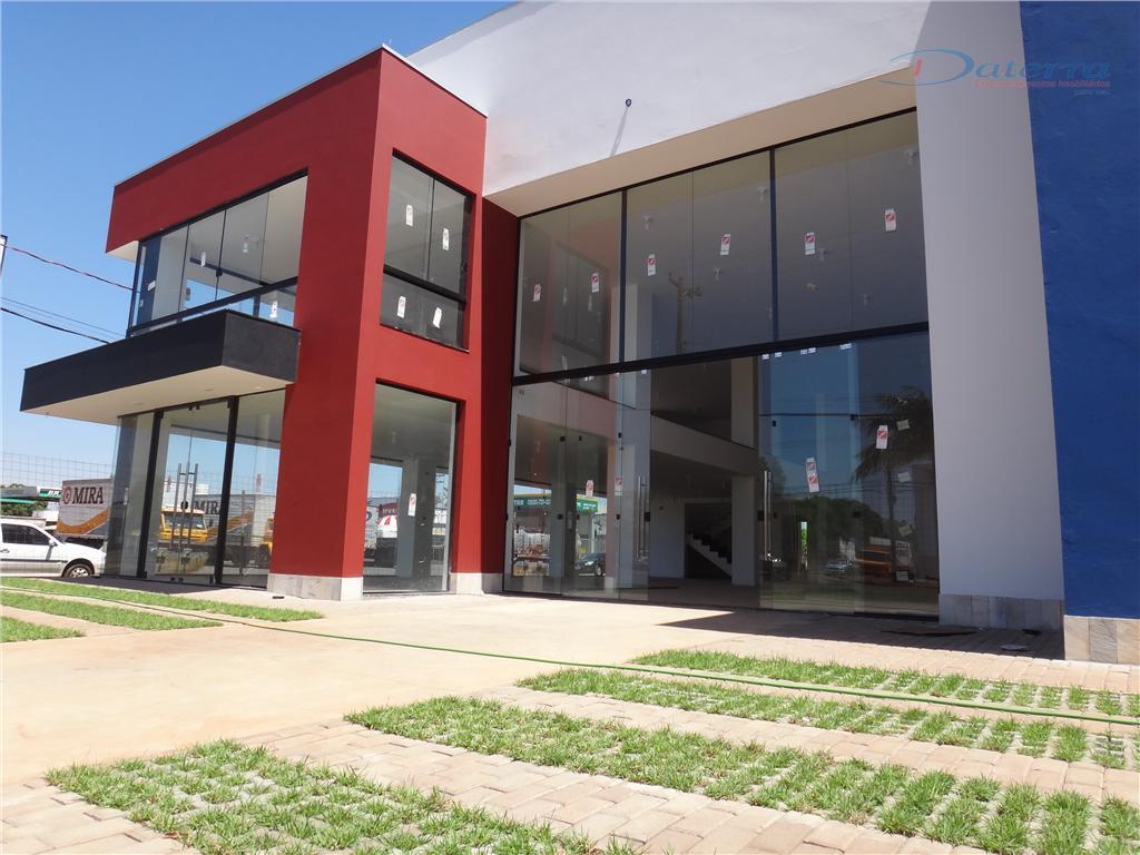 Salão Comercial para locação, Bairro Jardim Angélica, Três Lagoas/MS