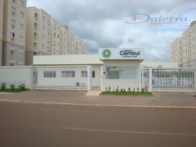 Apartamento à venda, Residencial Cambuí, Três Lagoas/MS