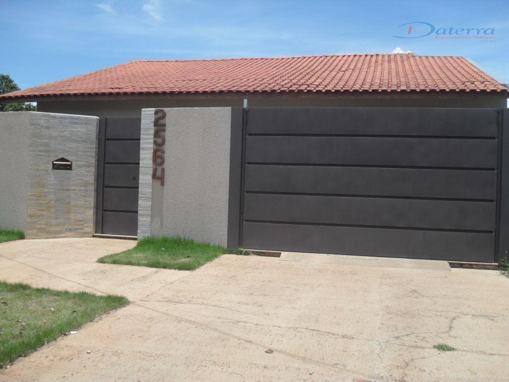 Casa à venda, Jardim Santo André, Três Lagoas.