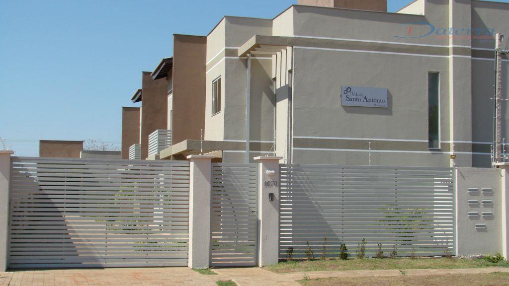 Casa à venda, Bairro Jardim Alvorada, Três Lagoas/MS