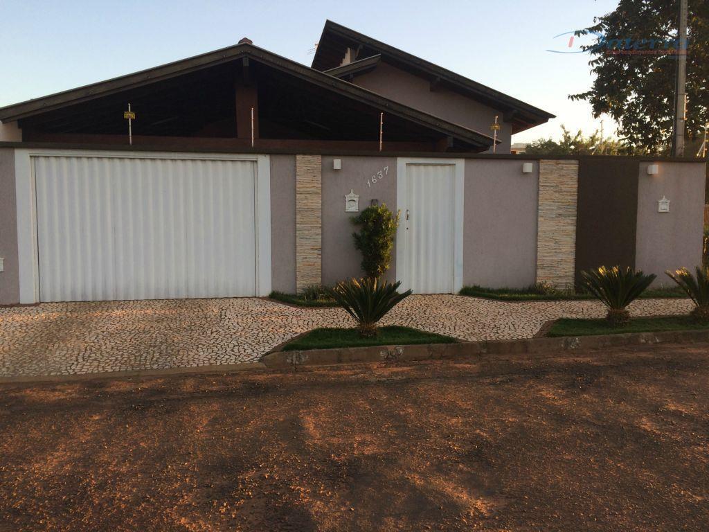 Casa à venda, Averbada, Bairro Jardim Bela Vista, Três Lagoas.