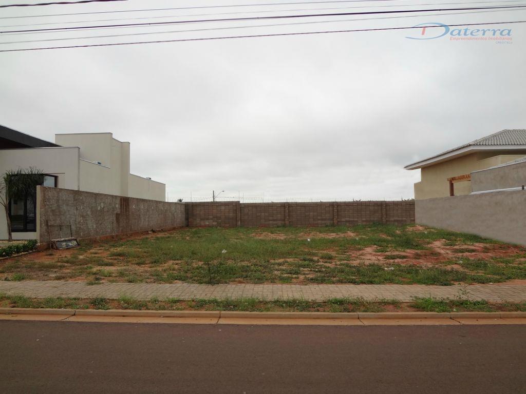 Terreno à venda, Condomínio Portal das Águas, Três Lagoas.