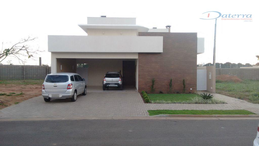 Casa  à venda, Condomínio Portal das Águas, Três Lagoas.