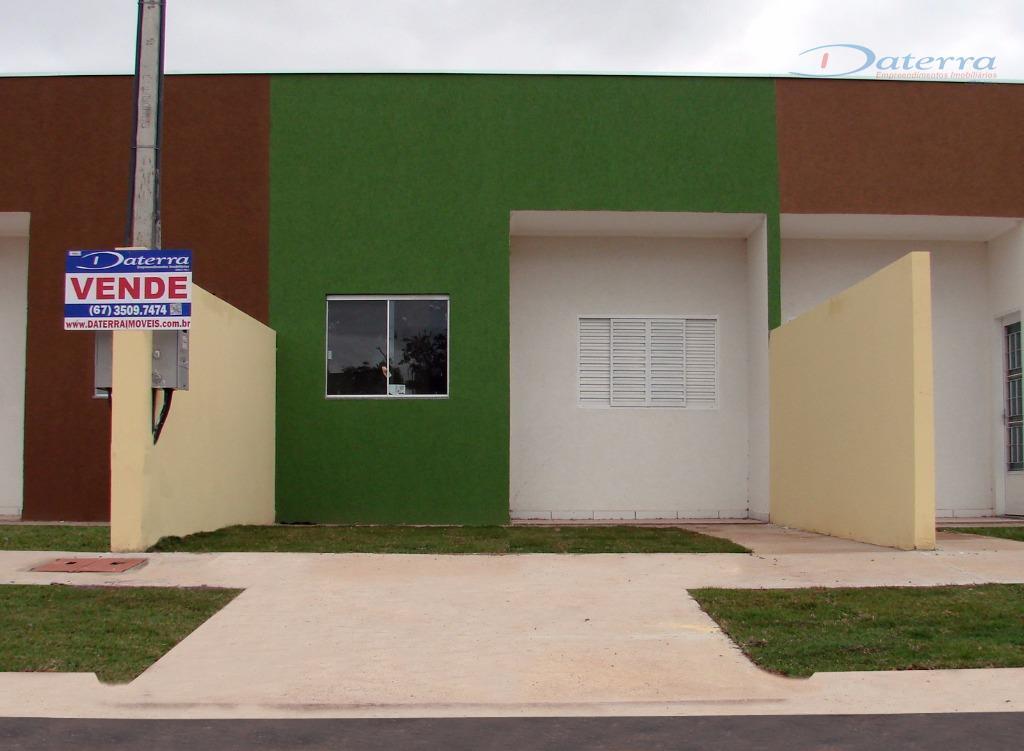 Casa à venda, Residencial das Emas 4, Jardim Nova Americana, Três Lagoas.