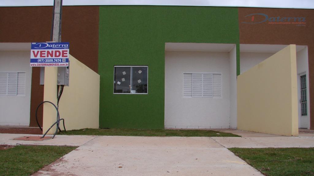 Casa  venda, Residencial das emas 4, Jardim Nova Americana, Três Lagoas.