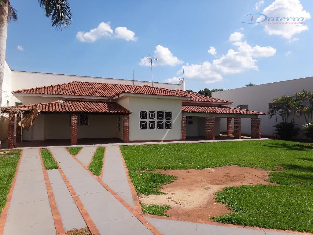 Casa residencial para locação, Jardim Primaveril, Três Lagoas.
