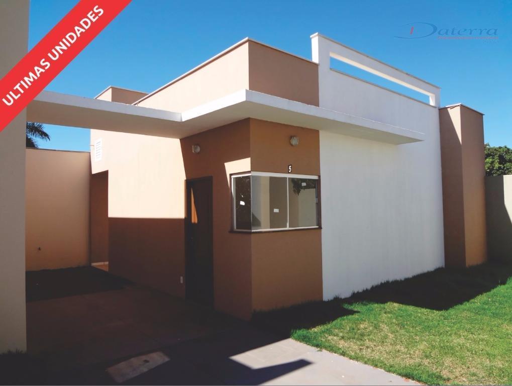 Casa à venda, Bairro Parque São Carlos, Três Lagoas/MS