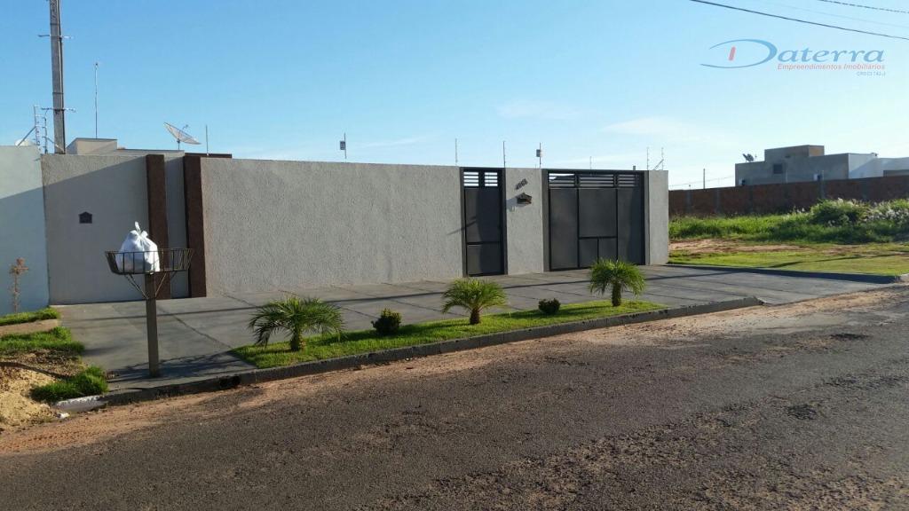 Casa à venda, Jardim dos Ipês III, Três Lagoas.