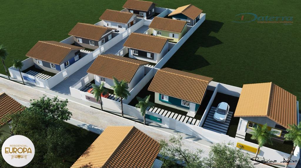 Casa  à venda, Residencial Europa, Jardim Alvorada, Três Lagoas.