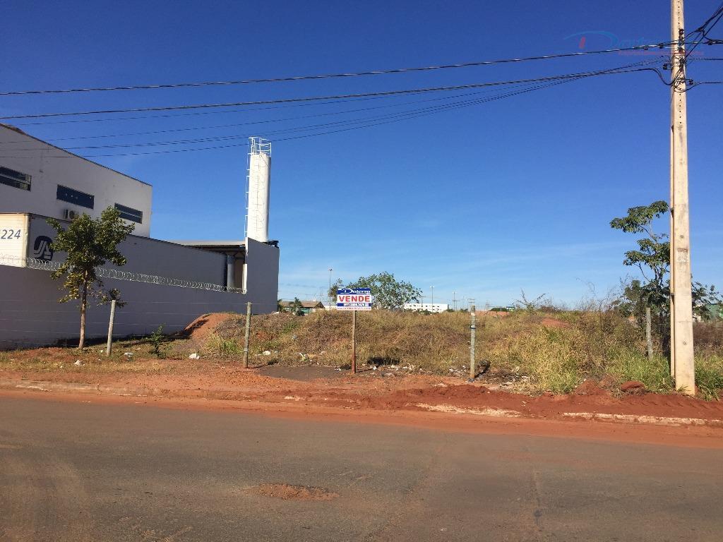 Terreno comercial à venda, Jardim Santa Júlia, Três Lagoas.