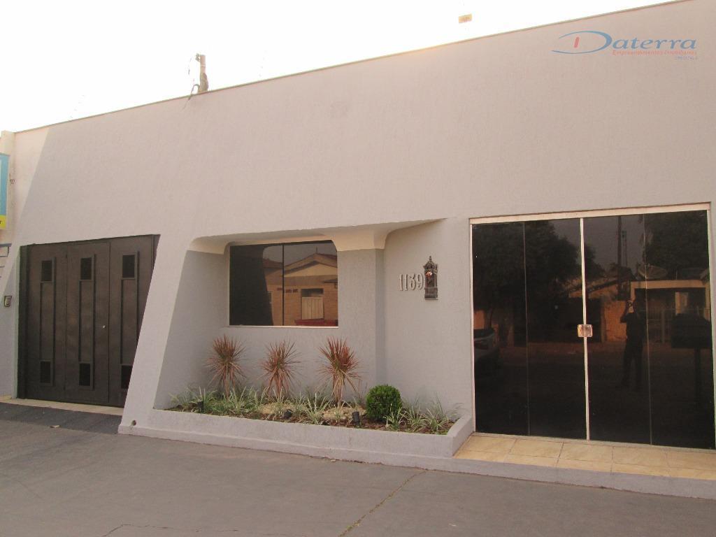 Casa à venda, Centro, Três Lagoas.