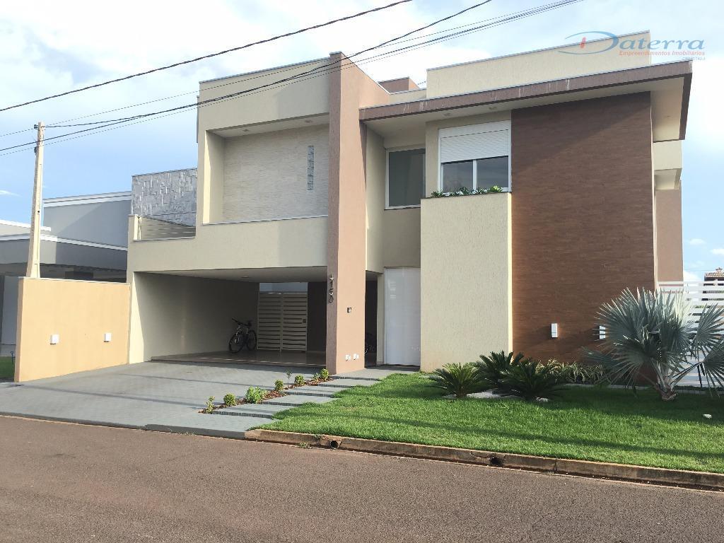 Casa à venda, Condomínio Residencial Alto dos Ipês, Três Lagoas.