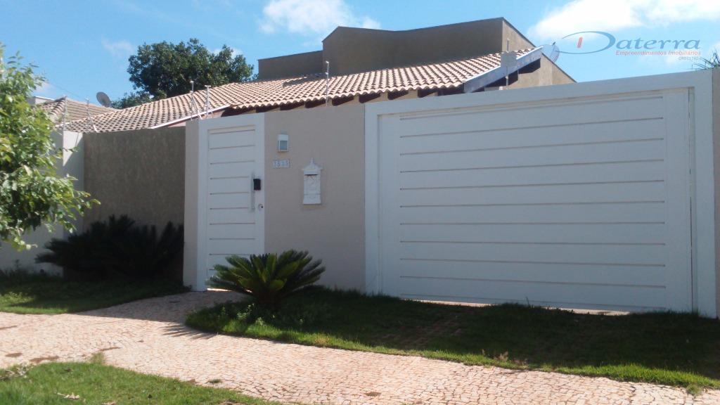 Casa à venda, Jardim dos Ipês III, Três Lagoas - CA0438.