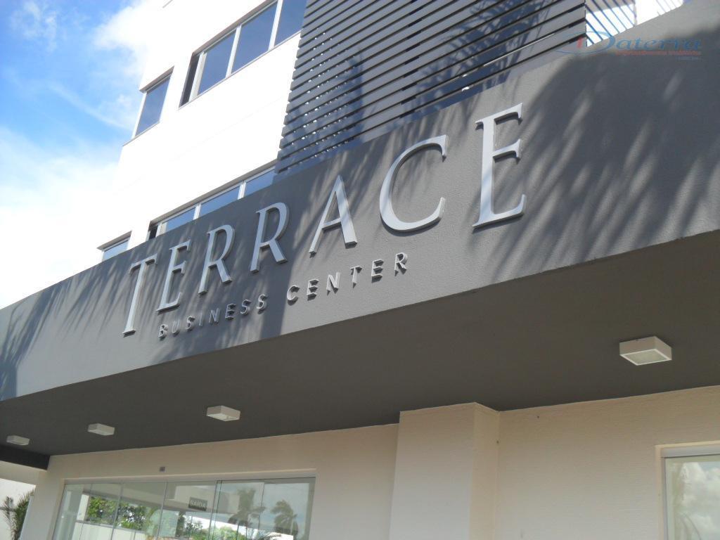 Sala para locação, Terrace Bussines Center, Vila Nova, Três Lagoas.